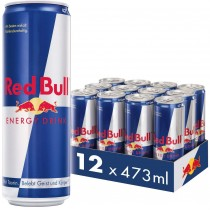 RED BULL ENERGY DRINK CAN £2.15 PM BOX