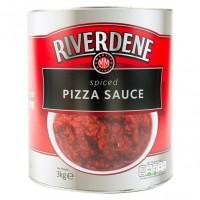 RIVERDENE PIZZA SAUCE SPICED BOX