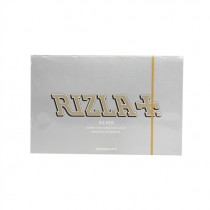 RIZLA SMALL SILVER BOX