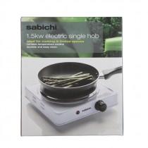 SABICHI ELECTRIC SINGLE HOB 1.5KW EACH