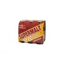 SUPERMALT MALT DRINK ORIGINAL BOTTLE BOX