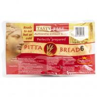 TASTY BAKE PITTA BREAD LARGE AMBIANT BOX