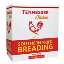 TENNESSEE SOUTHERN FRIED BREADING BOX  BOX