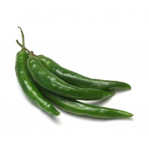 -- PEPPER CHILLI GREEN (DUTCH/SPANISH) 3KG BOX