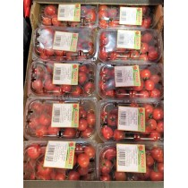 -- TOMATOES CHERRY VINE PRE PACK  BOX