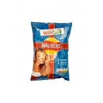 WALKERS CHEESE & ONION EACH